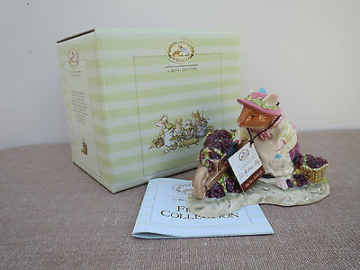 Royal Doulton, Brambly Hedge, Old Mrs Eyebright, DBH 62, Boxed