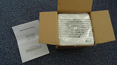 Airvent 406958 Quiet Axial Extractor Fan - Timer Model 100mm / 4 Inch - NEW