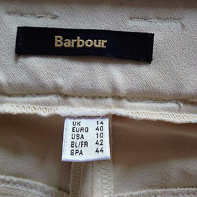 Barbour Ladies riding breeches size 14