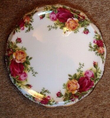 Royal Albert Old Country Roses Pot Stand
