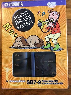 Yamaha Silent Brass System SB7-9 for Trumpet And Cornet