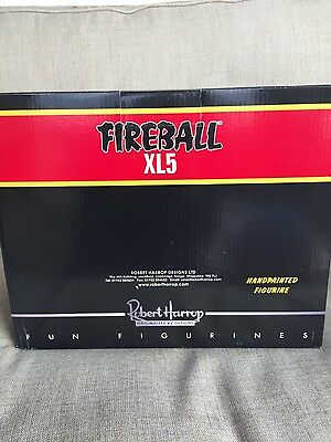Robert Harrop / Fireball Xl5 - Xl5 Figure Tfx01 Brand New In Box