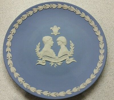 Charles and Diana Wedgwood Plate