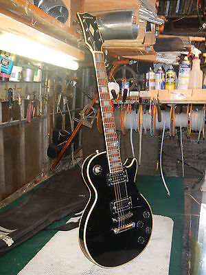 Vintage Cortez Electric Guitar w' 2 Ibanez V Humbuckers Made In Japan