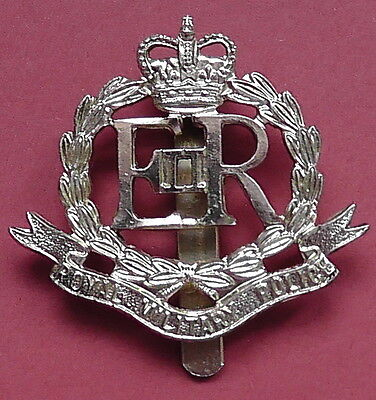 Royal Military Police Other Ranks Anodised Cap Badge Dowler KK2132