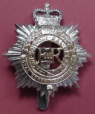 Royal Corp of Transport Other Ranks Anodised Cap Badge Gaunt KK2119