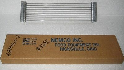 "Nemco Replacement Blade  466-2 (1/4"") For  55600 Easy Tomato Slicer Free S/h"