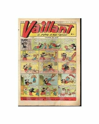 Vaillant   N°    105   1947   Be/be+