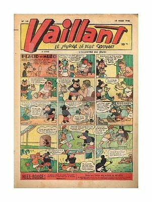 Vaillant   N°    149   1948   Be/be+