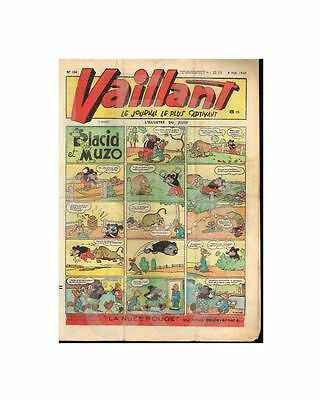 Vaillant   N°    104   1947   Be/be+