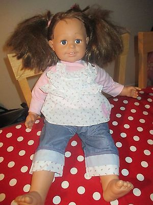 Large  Smoby Roxanne Doll