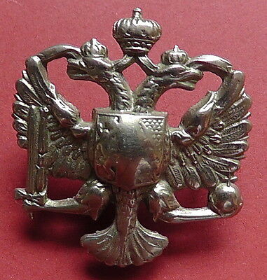 1st Kings Dragoons Guards Other Ranks Cap Badge KK734 2nd Pattern