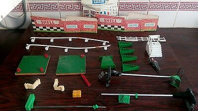 VINTAGE SCALEXTRIC bits and pieces