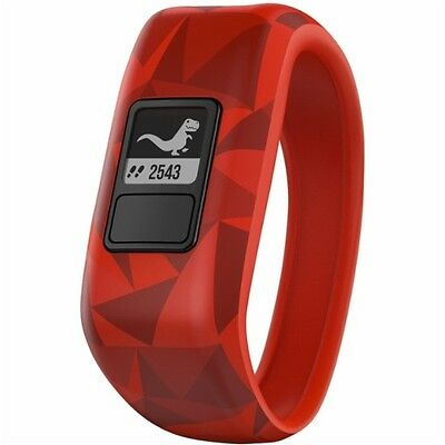 Garmin - vivofit jr. Activity Tracker For Kids - Broken Lava...Brand New!