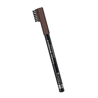 Rimmel Eyebrow Pencil, 1.4 g - Dark Brown