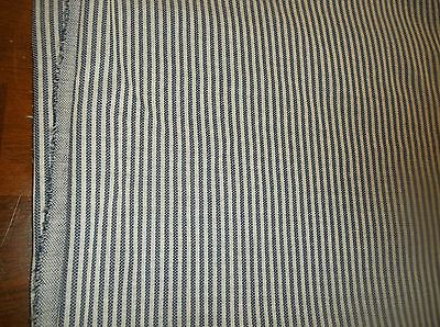 """vtg polyester double knit sewing fabric/material, 1 yd 64""""w"""