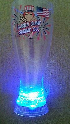 Bubba Gump flashing cup