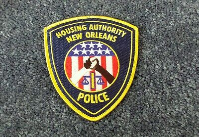 New Orleans Louisiana Housing Authority Police Shoulder Patch