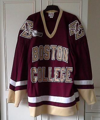 Boston College Eagles NCAA Ice Hockey Jersey - XL.