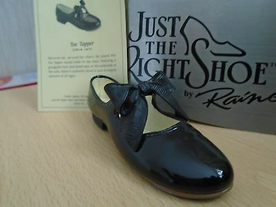 Just The Right Shoe Toe Tapper # 25142