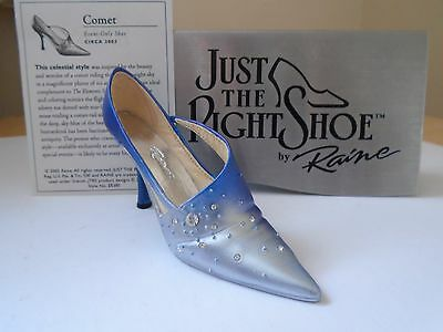 Just The Right Shoe Comet # 25385