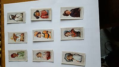 Children of all Nations - Cigarette Cards