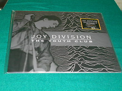 Joy Division – The Youth Club  lp