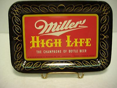 Miller High Life Tip Tray