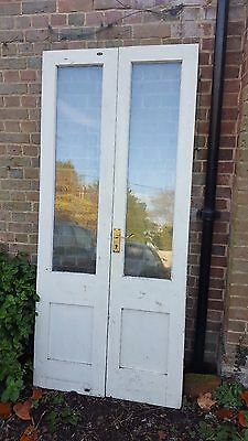 Double Glazed Timber French Casements Double Doors