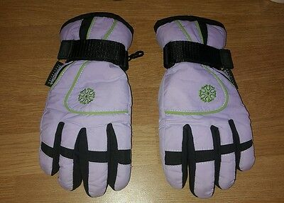 Kids girls winter gloves