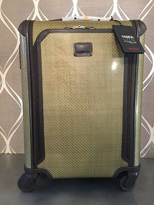 Brand New Tumi Tegra Lite Continental Expandable Carry On MSRP$745