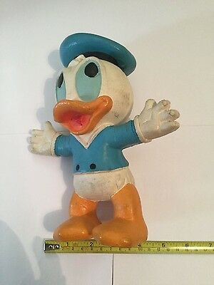 Donald Duck Bendy toy 1984