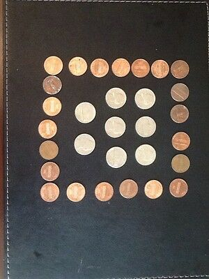 American Cent Coins