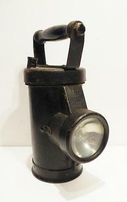 Rare Early 20thC CEAG Ltd Inspection Mining/Military Use Lamp