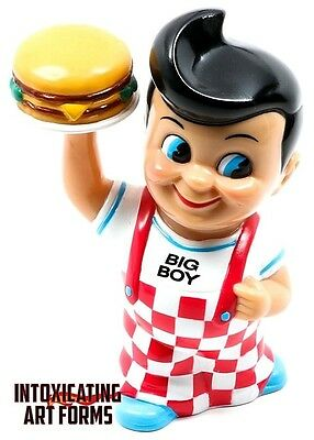 Bob's Big Boy Toy Bank 1999 Elias Brothers Restaurant Advertising