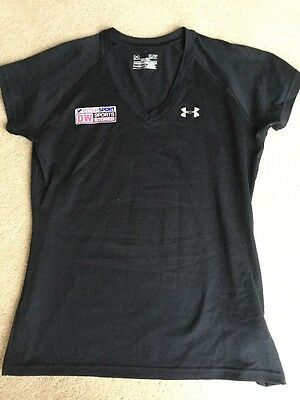 Women's Under Armour V-neck Tee Size S