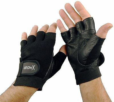 Shaw Large Fingerless Drummers Gloves
