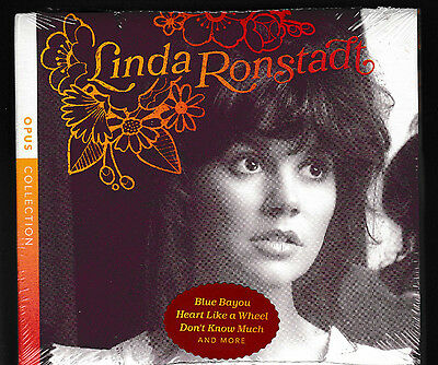 New Very Rare Linda Ronstadt Starbuck's Opus Collection Cd