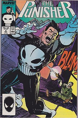 The Punisher #4 Marvel 1987 Combined Shipping Avail.