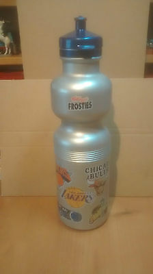 Frosties Drinking Bottle Basketball Logos