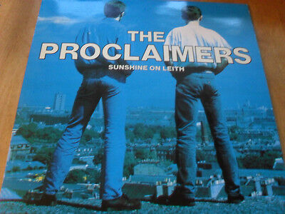 Proclaimers   Sunshine on Leith   Chrysalis  CHR 1668