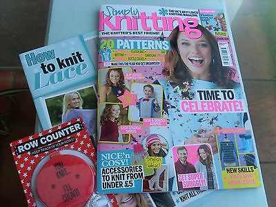 SIMPLY KNITTING Magazine Issue 154