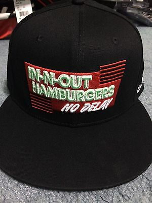 In-N-Out Burger Hat  Brand New