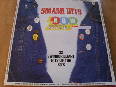 Now That's What I Call Music - Smash Hits of the 80's EMI / Virgin NOSH 1