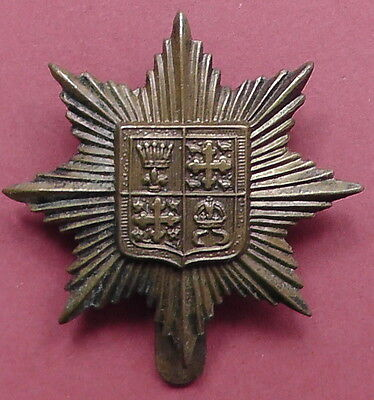 13th County of London ( Kensington Rifles ) Regiment Other Ranks Cap Badge