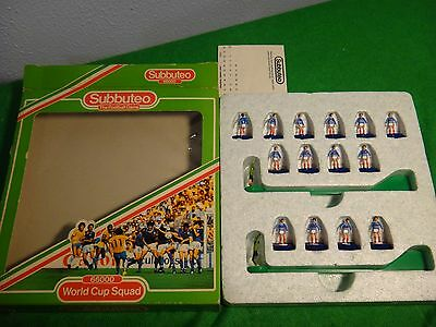 Subbuteo - Equipe France de 1983 - Collector - neuf made in UK