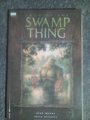 Swamp Thing  Vol 01 Saga Of The Swamp Thing