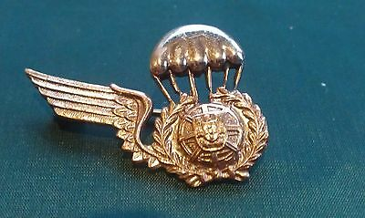 Portugal Metal 4Th Series Pupil Parachute Wing