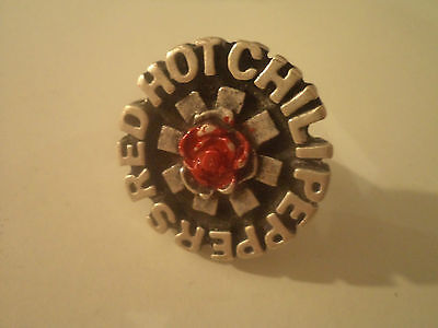Vintage  RED HOT CHILI PEPPERS   Unused  RING  rhcp  nirvana    no lp cd t shirt