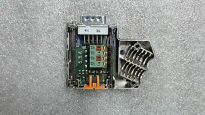 9pin male Phoenix 2744348 9/M-SH subcon switchable termination resistor 12Mbps